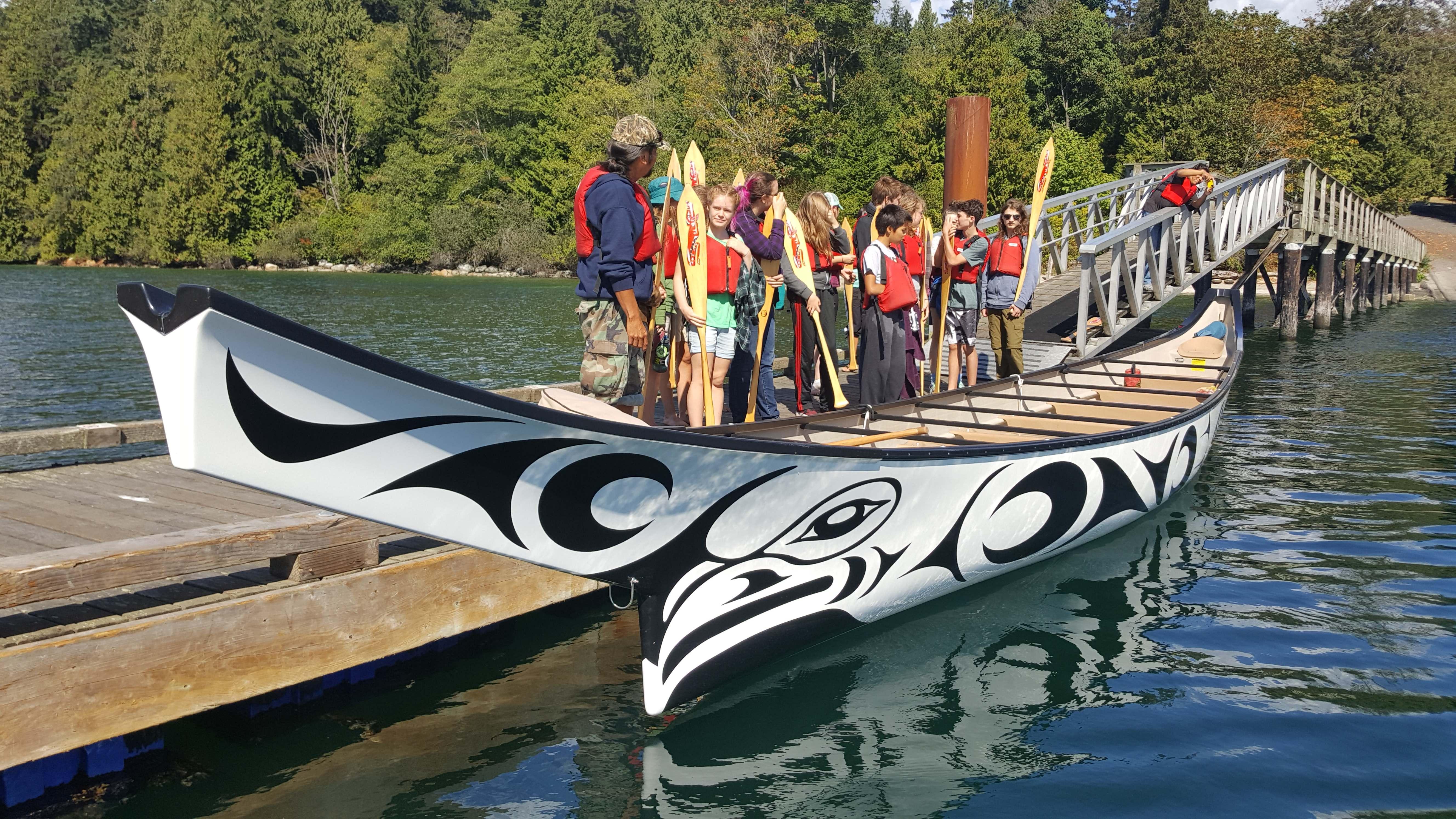 seec canoe trip